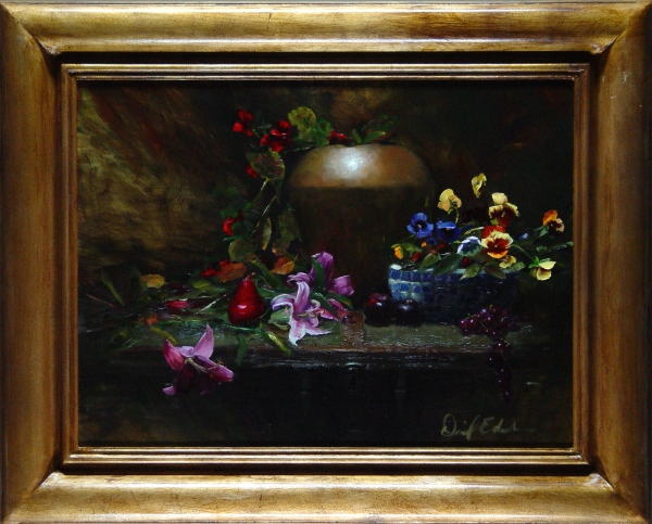 Unique still life paintings